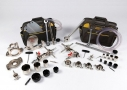 Pipe drilling tool kits
